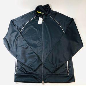 Banana Republic Track Jacket Full Zip-Up NWT